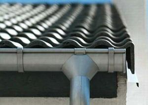 Отливы из оцинкованной стали для крыши своими руками 187